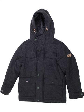 Manteau garçon RIVER ISLAND noir 7 ans hiver #1423849_1