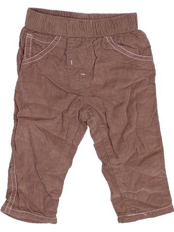 Pantalón niña GEORGE violeta 6 meses invierno #1424005_1