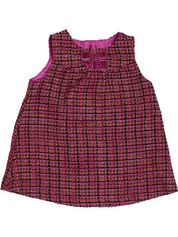Robe fille HEATONS violet 6 mois hiver #1424060_1
