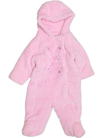Combi-Pilote fille BHS rose 3 mois hiver #1424079_1