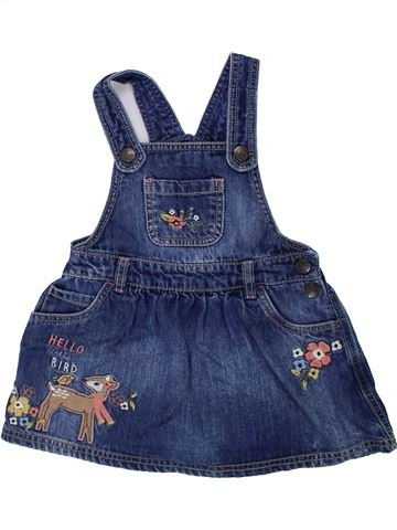 Vestido niña F&F azul 3 años invierno #1424252_1