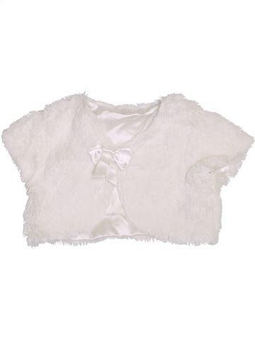 Chaleco niña GEORGE blanco 12 meses invierno #1424314_1