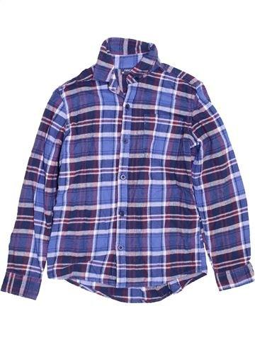 Camisa de manga larga niño NEXT azul 10 años invierno #1424411_1