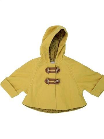 Abrigo niña NEXT amarillo 3 años invierno #1424467_1