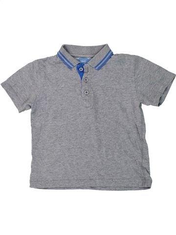 Polo de manga corta niño NEXT gris 3 años verano #1424474_1
