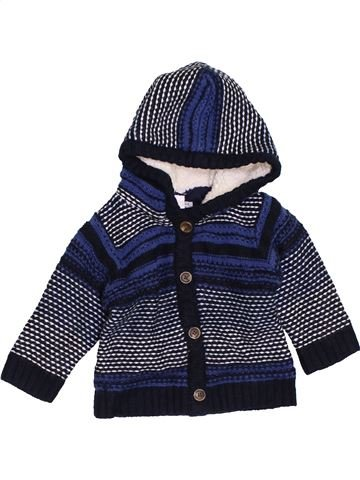 Chaqueta niño MINI CLUB azul 9 meses invierno #1424871_1