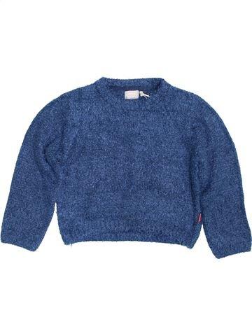 Pull fille NAME IT bleu 6 ans hiver #1424977_1