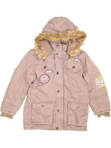 Manteau garçon DOPODOPO beige 8 ans hiver #1425096_1