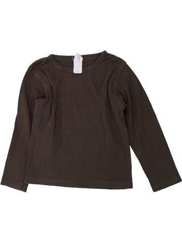 T-shirt manches longues garçon C&A beige 5 ans hiver #1425332_1