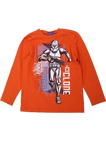 T-shirt manches longues garçon STAR WARS rouge 10 ans hiver #1425352_1