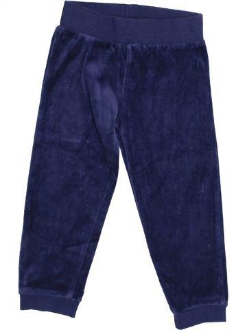 Pantalón niña IMPIDIMPI azul 3 años invierno #1425411_1