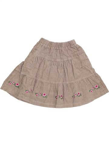 Jupe fille PUSBLU gris 10 ans hiver #1425781_1