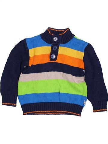Pull garçon LIEGELIND bleu 18 mois hiver #1425887_1
