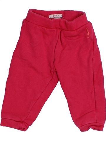 Pantalón niña ESPRIT rojo 6 meses invierno #1425908_1
