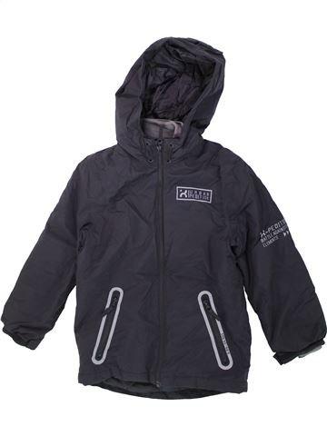 Manteau garçon YIGGA noir 10 ans hiver #1426206_1
