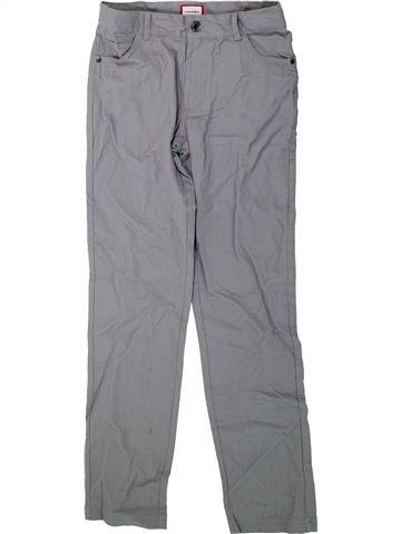 Jean fille NECK & NECK gris 10 ans hiver #1426209_1