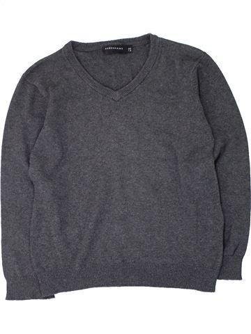 jersey niño DEBENHAMS gris 8 años invierno #1426390_1