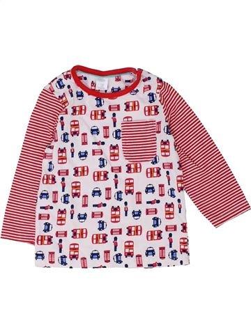 Camiseta de manga larga niño MINI CLUB rosa 18 meses invierno #1427102_1
