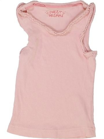 Camiseta sin mangas niña MATALAN violeta 4 años verano #1427174_1