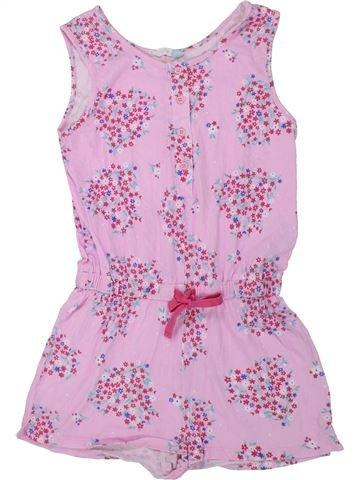 Combinación corta niña JOHN LEWIS rosa 10 años verano #1427359_1