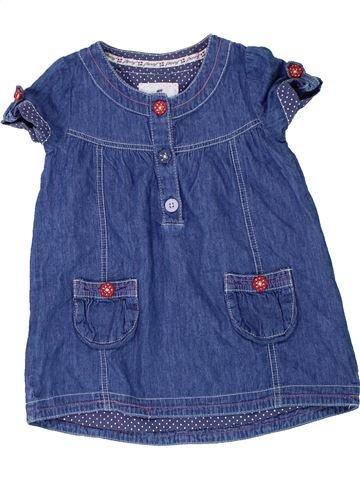 Vestido niña DEBENHAMS azul 3 años verano #1427675_1