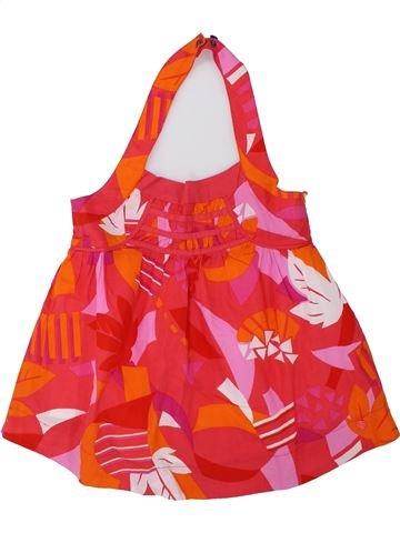 Blusa de manga corta niña JEAN BOURGET rojo 12 años verano #1427746_1