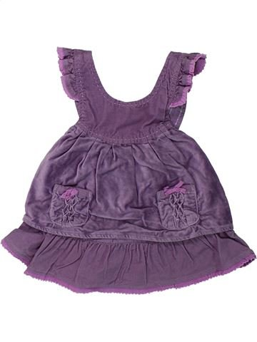 Robe fille CHICCO violet 3 mois hiver #1427981_1