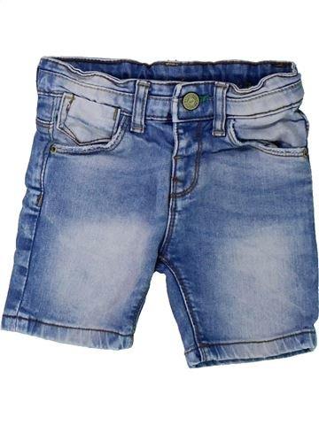 Short - Bermuda garçon ZARA bleu 12 mois été #1428726_1