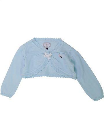 Boléro fille SERGENT MAJOR bleu 18 mois hiver #1429027_1