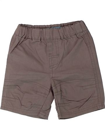 Short - Bermuda garçon KIMBALOO marron 3 mois été #1429273_1