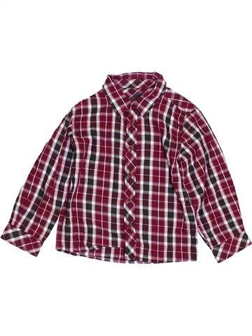 Camisa de manga larga niño MATALAN violeta 4 años invierno #1429360_1