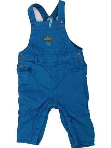 Salopette garçon ORCHESTRA bleu 6 mois hiver #1429705_1