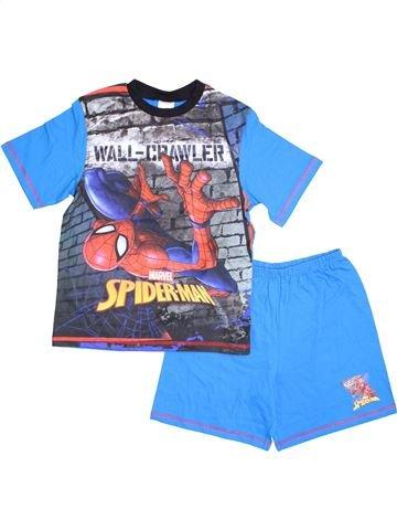 Pijama de 2 piezas niño B&M azul 10 años verano #1430072_1