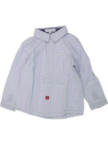 Camisa de manga larga niño CADET ROUSSELLE gris 2 años invierno #1430425_1