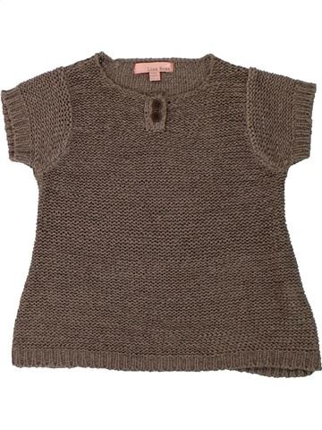 jersey niña LISA ROSE marrón 4 años invierno #1430734_1