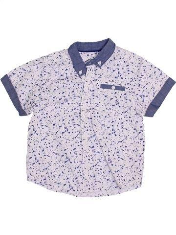Camisa de manga corta niño MATALAN gris 5 años verano #1430864_1