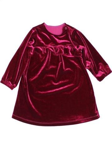Robe fille NUTMEG violet 2 ans hiver #1430873_1