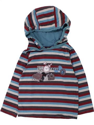 T-shirt manches longues garçon SERGENT MAJOR violet 3 ans hiver #1431036_1