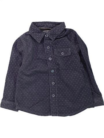 Blusa de manga larga niña TAPE À L'OEIL gris 18 meses invierno #1431470_1