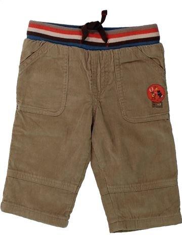 Pantalon garçon SERGENT MAJOR marron 6 mois hiver #1431587_1