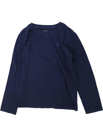 Camiseta de manga larga niño ORCHESTRA azul 10 años invierno #1431843_1