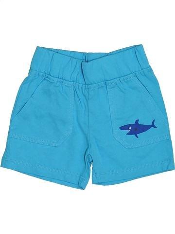 Short - Bermuda garçon DOPODOPO bleu 3 mois été #1431866_1