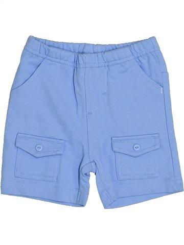 Short - Bermuda garçon TOPOLINO bleu 3 mois été #1431870_1