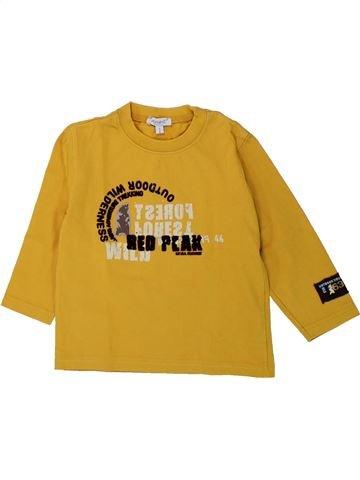 Camiseta de manga larga niño ALPHABET amarillo 3 años invierno #1432114_1