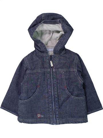 Veste garçon OKAIDI bleu 6 mois hiver #1432181_1
