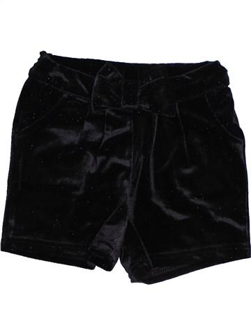 Short - Bermuda fille DISNEY noir 4 ans hiver #1432186_1