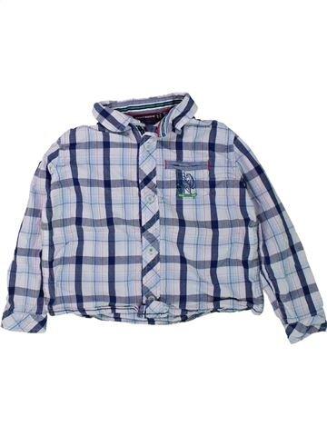 Camisa de manga larga niño SERGENT MAJOR azul 3 años invierno #1432204_1