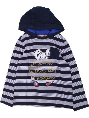 T-shirt manches longues garçon SERGENT MAJOR gris 7 ans hiver #1432368_1