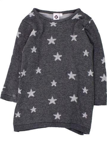 Robe fille GENERATION Z gris 2 ans hiver #1432380_1