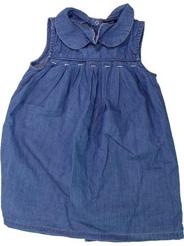 Robe fille KIABI bleu 2 ans été #1432404_1